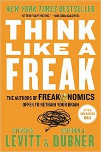 think like a freak levitt