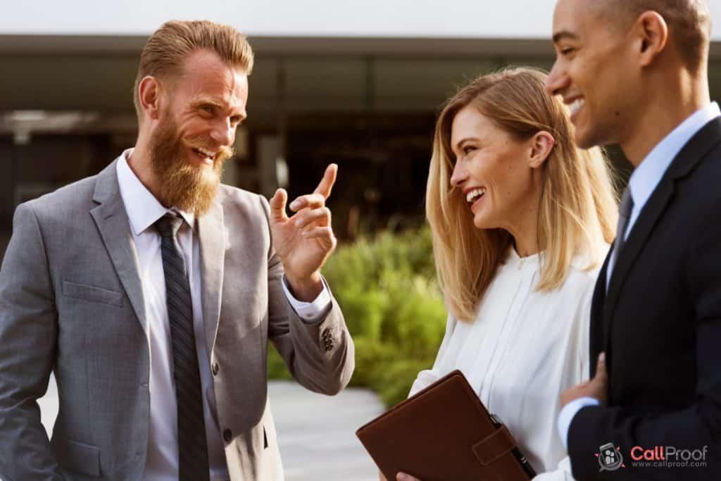Structured Sales Team
