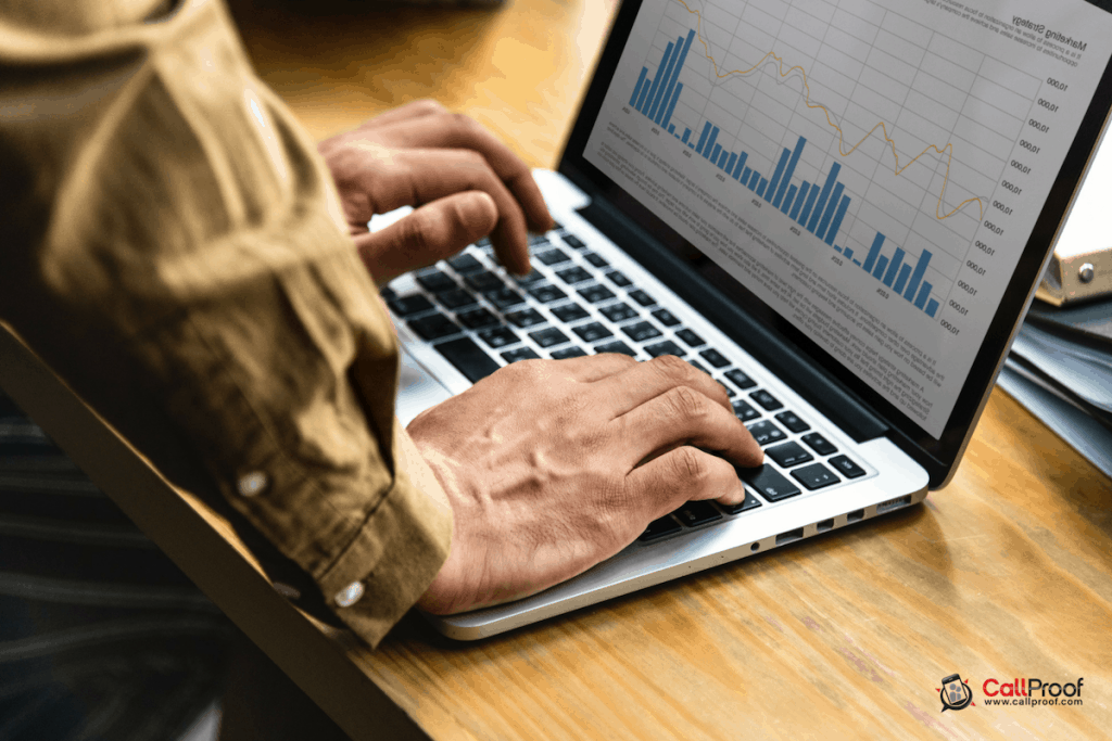 Sales activity tracking